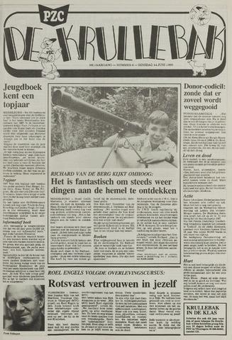 Provinciale Zeeuwse Courant katern Krullenbak (1981-1999) 1988-06-14