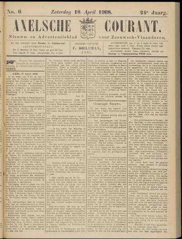 Axelsche Courant 1908-04-18