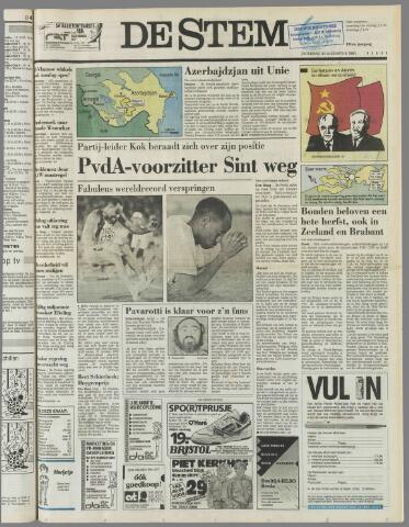 de Stem 1991-08-31
