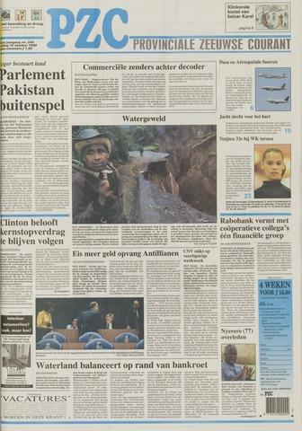 Provinciale Zeeuwse Courant 1999-10-15