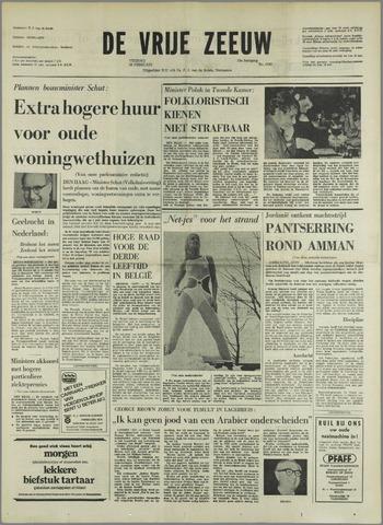 de Vrije Zeeuw 1970-02-20