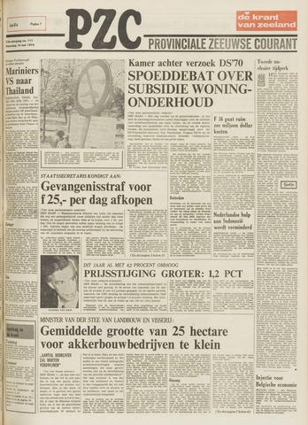 Provinciale Zeeuwse Courant 1975-05-14