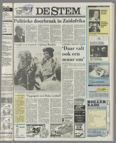 de Stem 1990-02-03