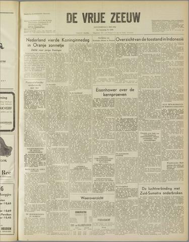 de Vrije Zeeuw 1958-05-01