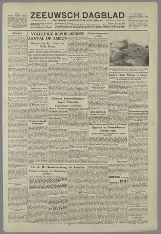 Zeeuwsch Dagblad 1950-10-04