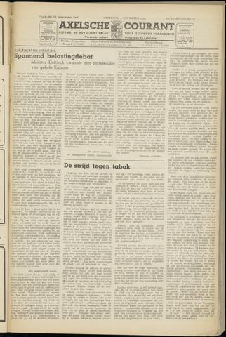 Axelsche Courant 1950-11-04