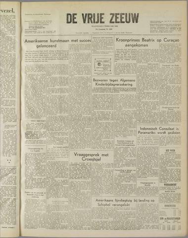 de Vrije Zeeuw 1958-02-03