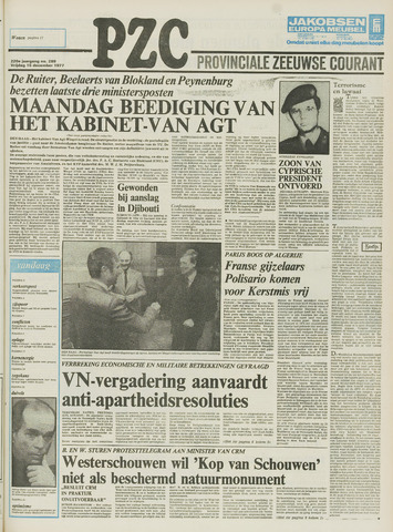 Provinciale Zeeuwse Courant 1977-12-16