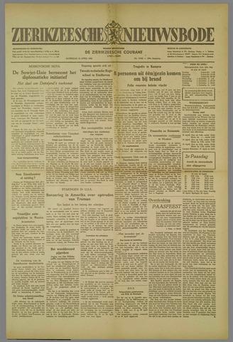 Zierikzeesche Nieuwsbode 1952-04-12