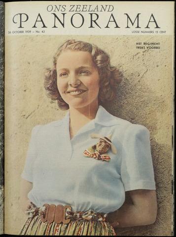Ons Zeeland / Zeeuwsche editie 1939-10-26