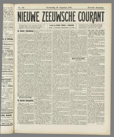 Nieuwe Zeeuwsche Courant 1911-08-10