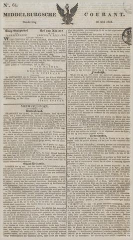 Middelburgsche Courant 1834-05-29