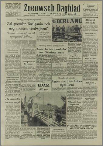 Zeeuwsch Dagblad 1957-07-11