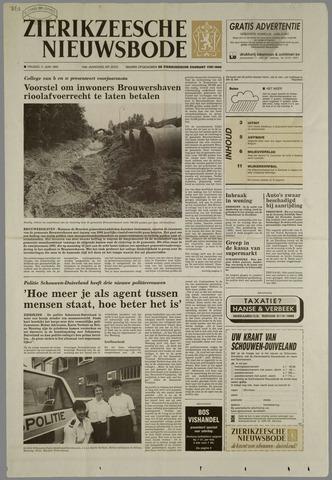 Zierikzeesche Nieuwsbode 1993-06-11