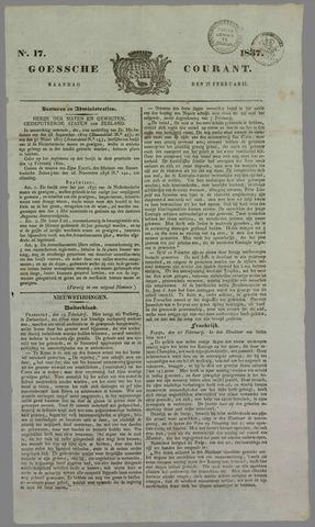 Goessche Courant 1837-02-27