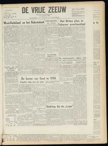 de Vrije Zeeuw 1951-08-14