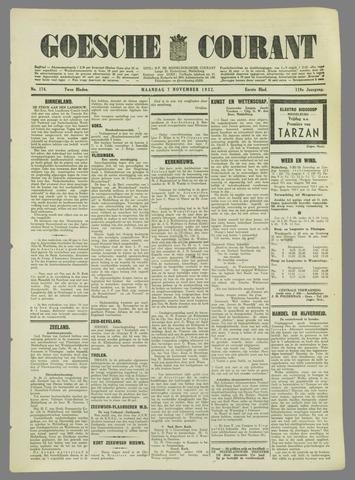 Goessche Courant 1932-11-07