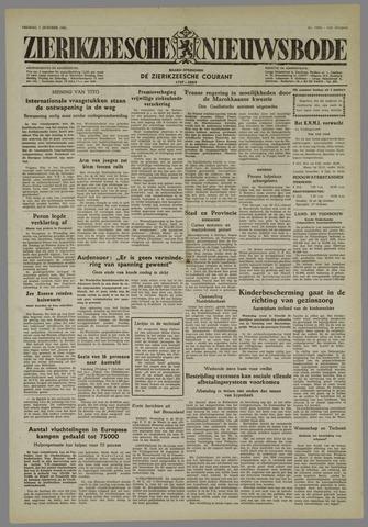 Zierikzeesche Nieuwsbode 1955-10-07
