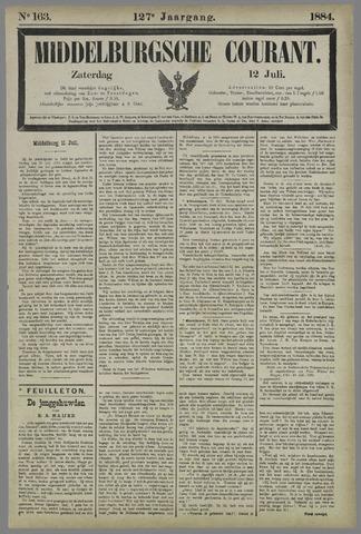 Middelburgsche Courant 1884-07-12