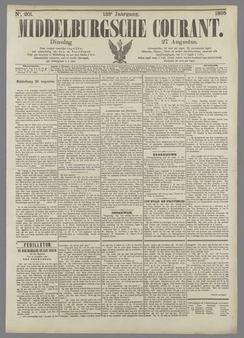 Middelburgsche Courant 1895-08-27