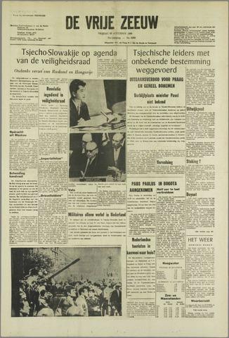 de Vrije Zeeuw 1968-08-23