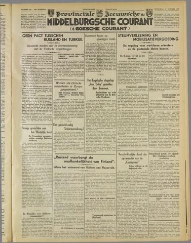 Middelburgsche Courant 1939-10-18