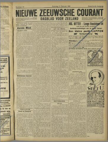 Nieuwe Zeeuwsche Courant 1921-02-05