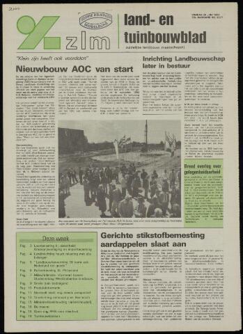 Zeeuwsch landbouwblad ... ZLM land- en tuinbouwblad 1991-06-28
