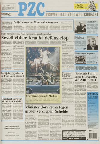 Provinciale Zeeuwse Courant 1996-05-10
