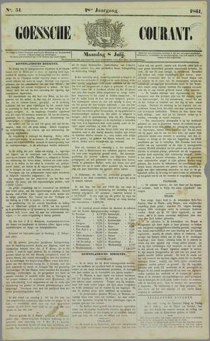 Goessche Courant 1861-07-08