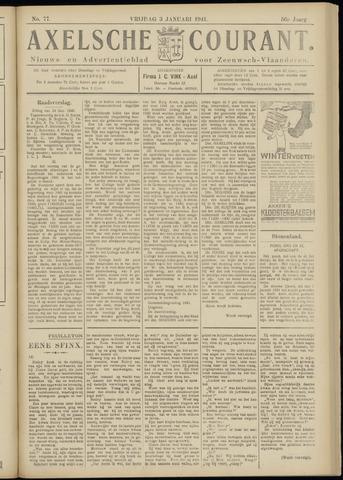 Axelsche Courant 1941-01-03