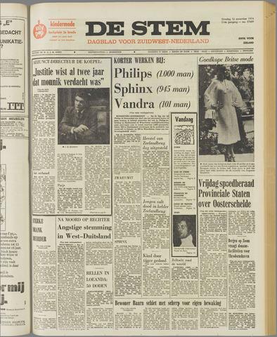 de Stem 1974-11-12