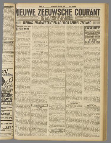 Nieuwe Zeeuwsche Courant 1931-10-24