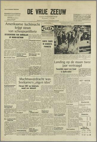 de Vrije Zeeuw 1967-02-27