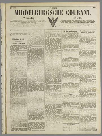 Middelburgsche Courant 1908-07-15