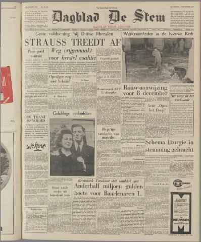 de Stem 1962-12-01