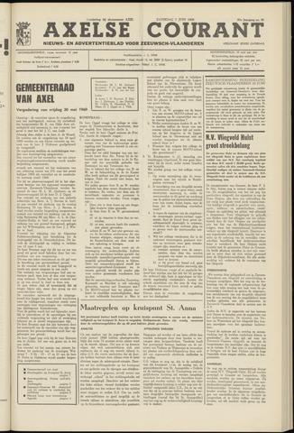 Axelsche Courant 1969-06-07