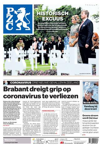 Provinciale Zeeuwse Courant 2020-03-11