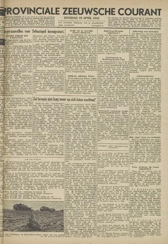 Provinciale Zeeuwse Courant 1944-04-18
