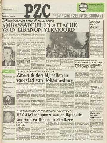 Provinciale Zeeuwse Courant 1976-06-17