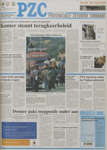 Provinciale Zeeuwse Courant 2004-02-10