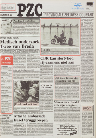 Provinciale Zeeuwse Courant 1988-07-28
