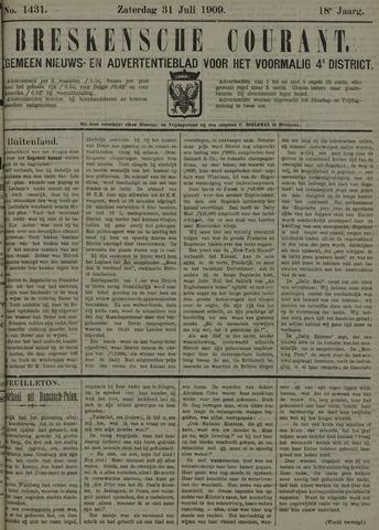 Breskensche Courant 1909-07-31