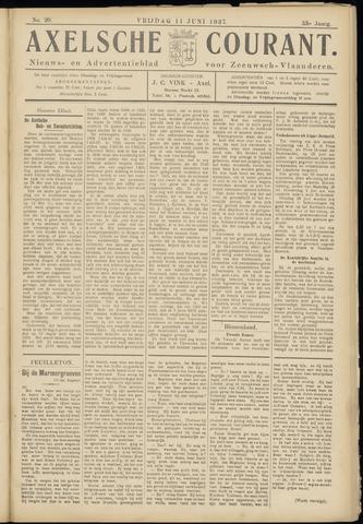 Axelsche Courant 1937-06-11