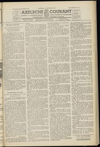 Axelsche Courant 1949-11-19