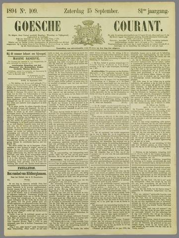 Goessche Courant 1894-09-15