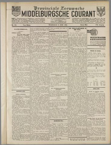 Middelburgsche Courant 1932-06-08
