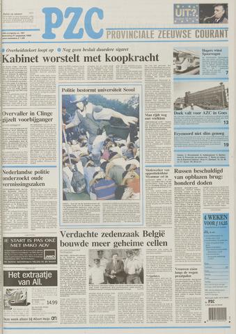 Provinciale Zeeuwse Courant 1996-08-21