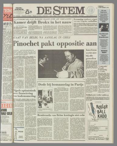 de Stem 1986-09-09