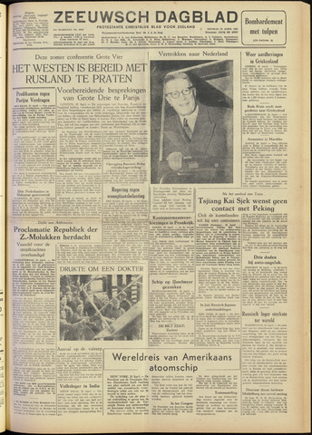 Zeeuwsch Dagblad 1955-04-26